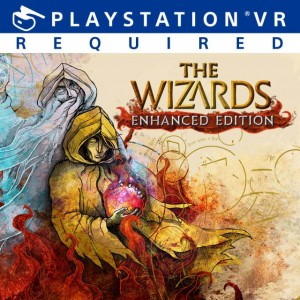 Cover The Wizards: Enhanced Edition