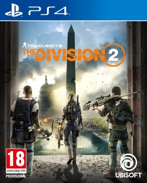 Cover Tom Clancy's The Division 2 (PS4)