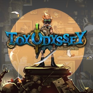 Cover Toy Odyssey: The Lost and Found