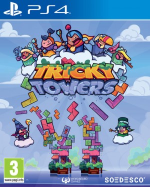 Cover Tricky Towers