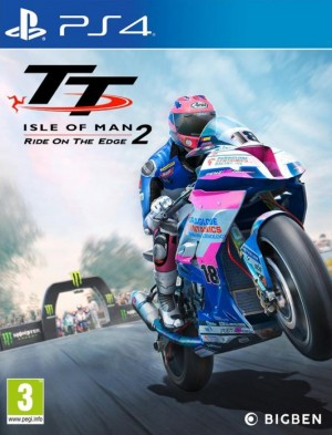 Cover TT Isle of Man: Ride On The Edge 2 (PS4)