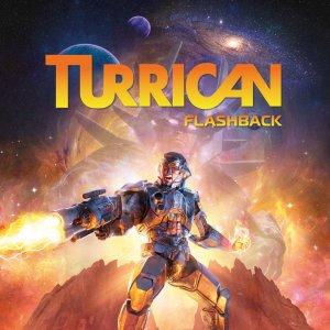 Cover Turrican Flashback