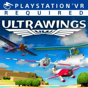 Cover Ultrawings VR