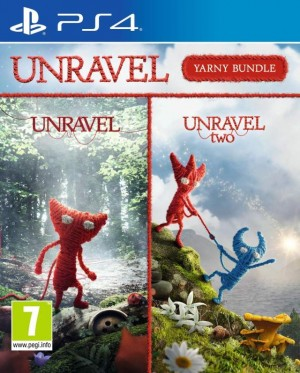 Cover Unravel: Yarny Bundle