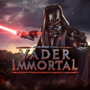 Cover Vader Immortal: A Star Wars VR Series