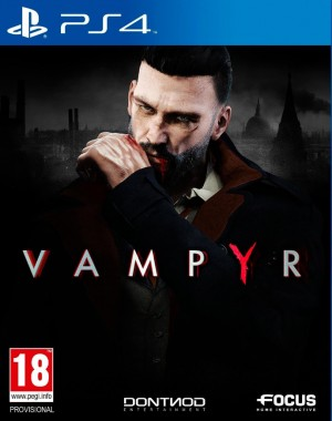 Cover Vampyr (PS4)