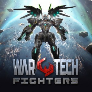 Cover War Tech Fighters