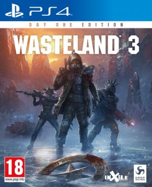 Cover Wasteland 3 (PS4)