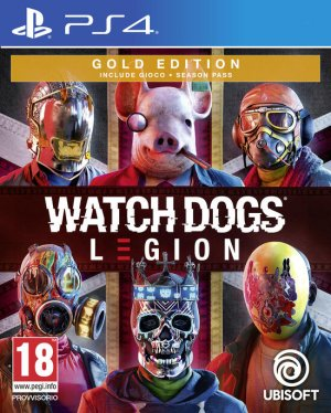 Cover Watch Dogs: Legion