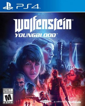 Cover Wolfenstein: Youngblood (PS4)
