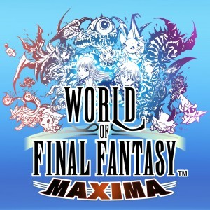 Cover World of Final Fantasy Maxima