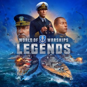 Cover World of Warships: Legends (PS4)
