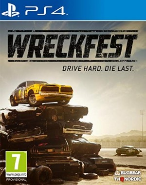 Cover Wreckfest (PS4)