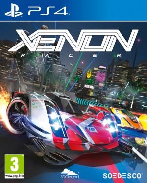 Cover Xenon Racer (PS4)