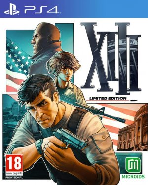 Cover XIII (Remake) (PS4)