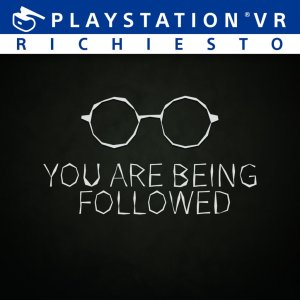 Cover YOU ARE BEING FOLLOWED