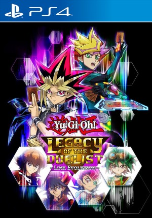 Cover Yu-Gi-Oh! Legacy of the Duelist: Link Evolution