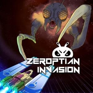 Cover Zeroptian Invasion (PS4)