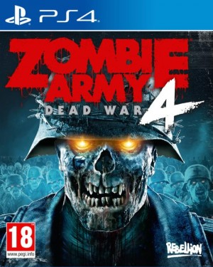 Cover Zombie Army 4: Dead War