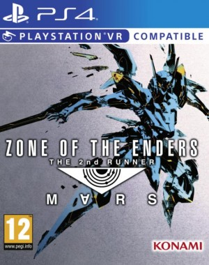 Cover Zone of the Enders: The 2nd Runner MARS