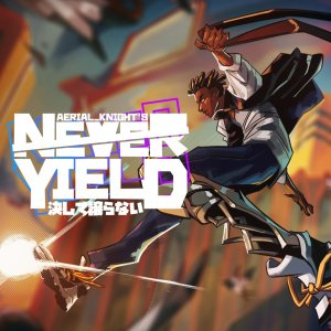 Cover Aerial_Knight's Never Yield