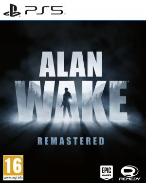 Cover Alan Wake Remastered