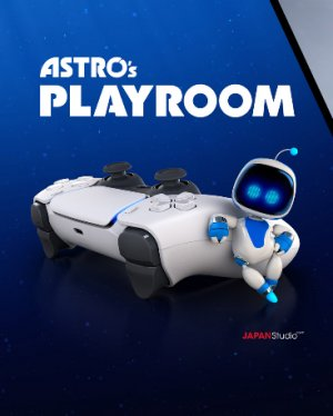 Cover Astro's Playroom (PS5)