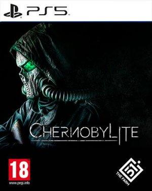 Cover Chernobylite