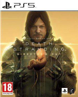 Cover Death Stranding: Director's Cut