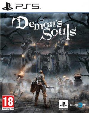 Cover Demon's Souls (Remake)