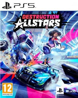 Cover Destruction AllStars