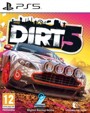 Cover DIRT 5 (PS5)