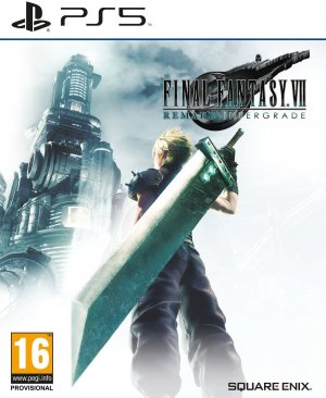 Cover Final Fantasy VII Remake Intergrade