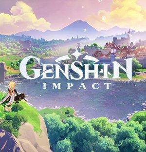 Cover Genshin Impact (PS5)