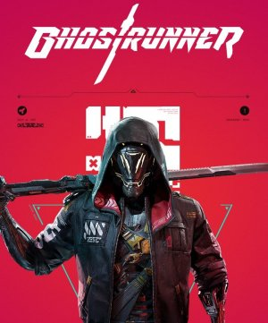 Cover Ghostrunner