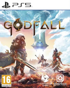 Cover Godfall (PS5)
