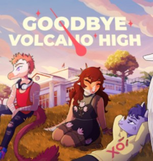 Cover Goodbye Volcano High