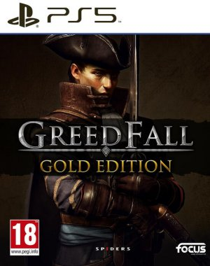 Cover GreedFall: Gold Edition