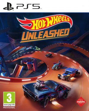 Cover Hot Wheels Unleashed