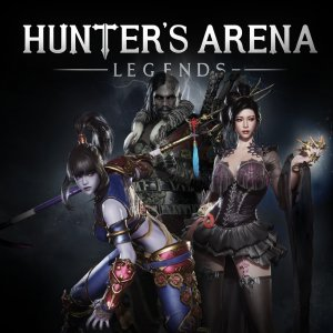 Cover Hunter's Arena: Legends