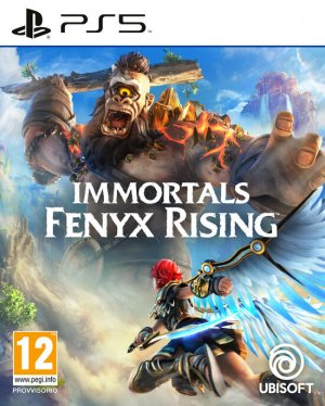 Cover Immortals: Fenyx Rising