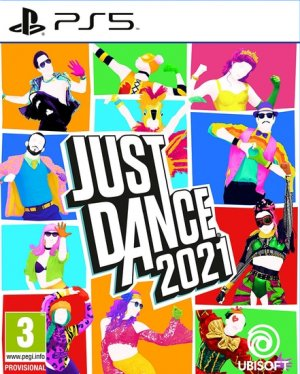 Cover Just Dance 2021
