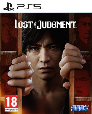 Cover Lost Judgment