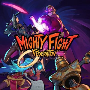Cover Mighty Fight Federation