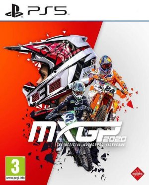 Cover MXGP 2020 - The Official Motocross Videogame
