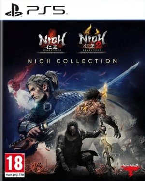 Cover Nioh Collection