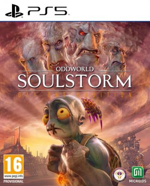 Cover Oddworld: Soulstorm