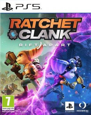 Cover Ratchet & Clank: Rift Apart
