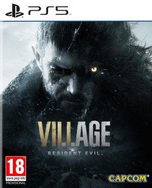 Cover Resident Evil Village
