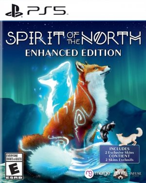 Cover Spirit of the North: Enhanced Edition